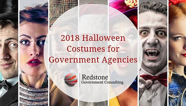 RCGI-2018 Halloween Costumes for Government Agencies