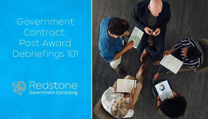 RCGI-Government Contract Post-Award Debriefings 101