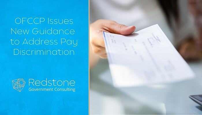 RCGI-OFCCP Issues New Guidance to Address Pay Discrimination