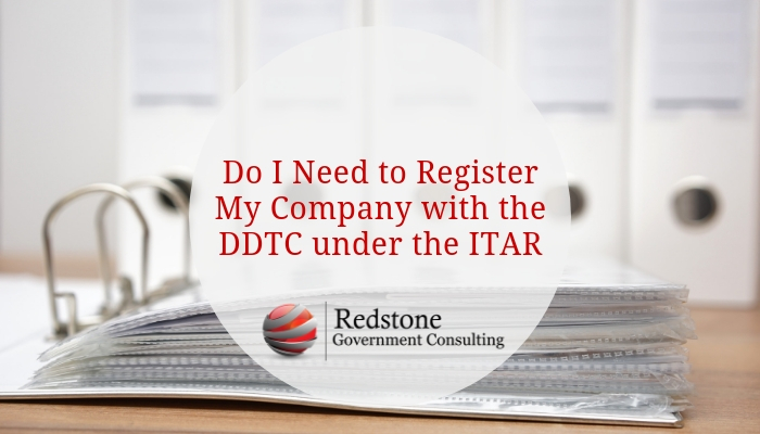 RCGI-Do I Need to Register My Company with the DDTC under the ITAR