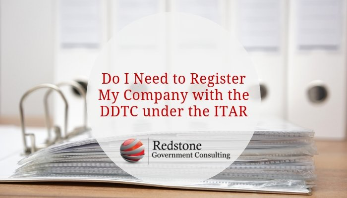 RCGI-Do I Need to Register My Company with the DDTC under the ITAR