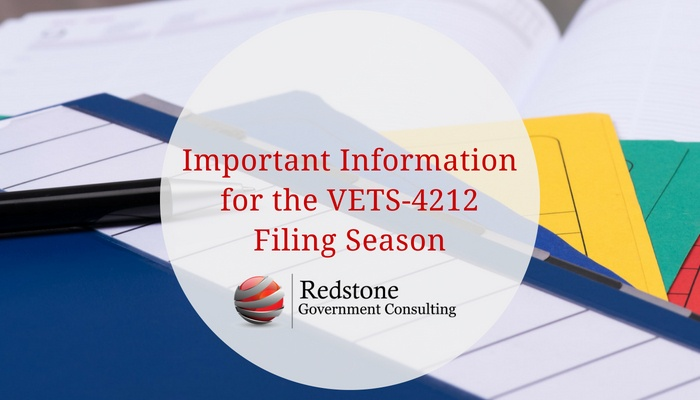 RCGI-Important Information for the VETS-4212 Filing Season