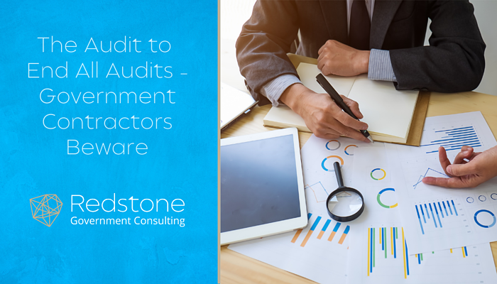 RCGI-The Audit to End All Audits – Government Contractors Beware