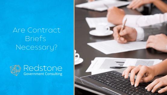RGCI - Are Contract Briefs Necessary