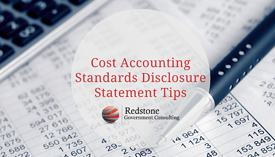 RGCI - Cost Accounting Standards Disclosure Statement Tips