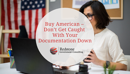 RGCI-Buy American Dont Get Caught With Your Documentation Down