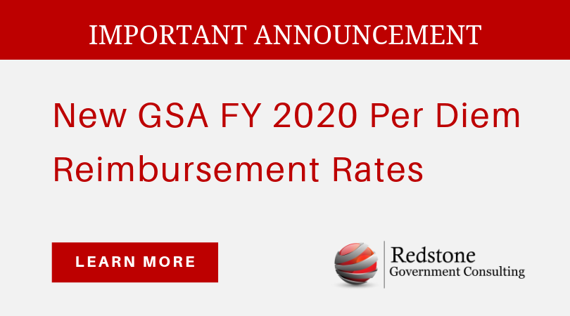 RGCI-New GSA  FY 2020 Per Diem Reimbursement Rates-blog