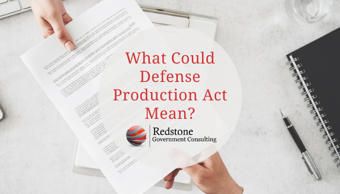 RGCI-What Could Defense Production Act Mean