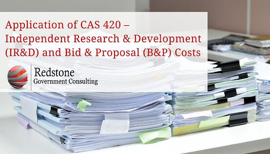 Redstone - Application of CAS 420 – IR&D and B&P Costs1.jpg