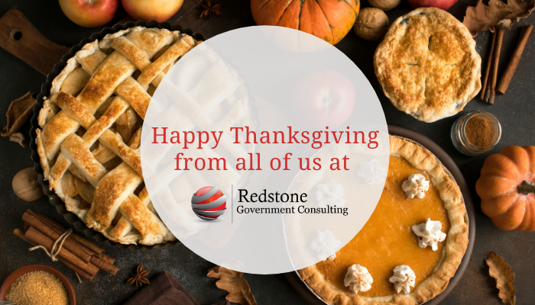 Thanksgiving 2020 - Redstone gci