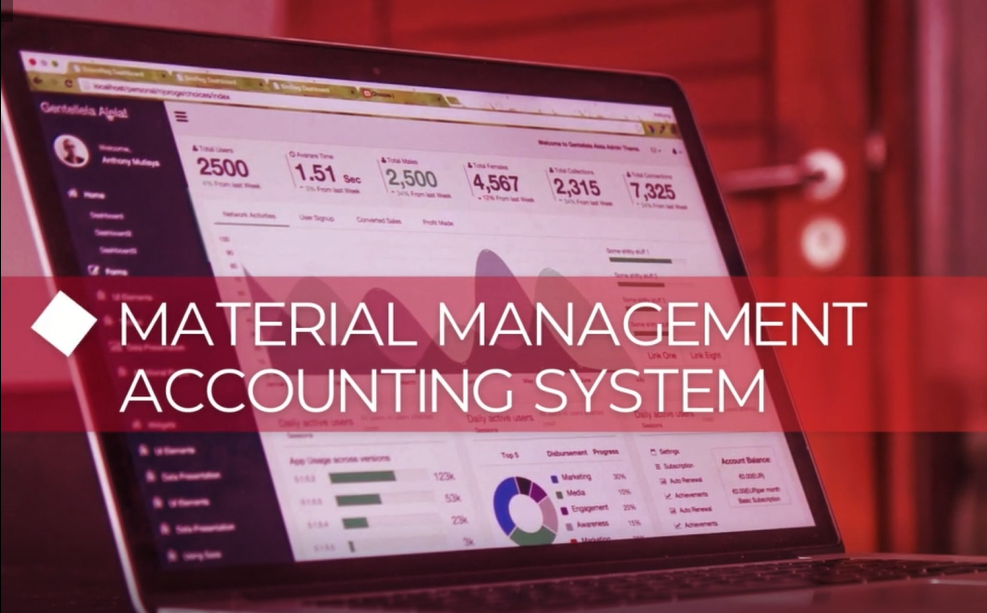 Material Management & Accounting System (MMAS) - Redstone gci