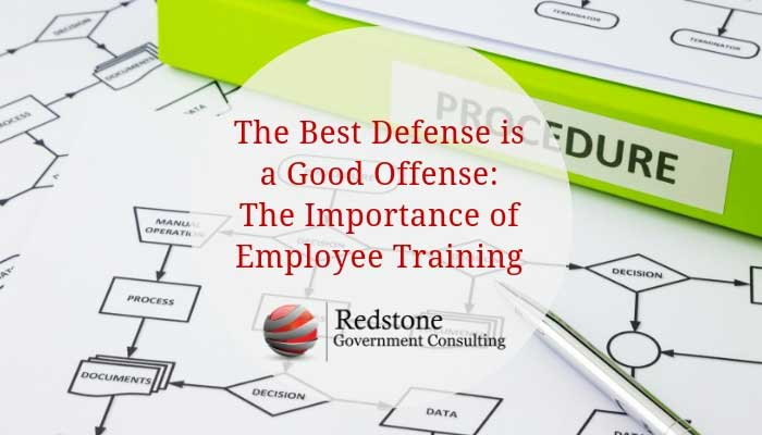 The Best Defense is a Good Offense: The Importance of Employee Training - Redstone gci