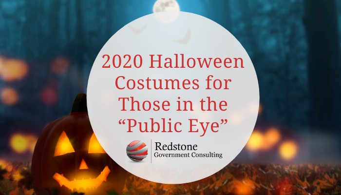 "2020 Halloween Costumes for Those in the ""Public Eye"" - Redstone gci"