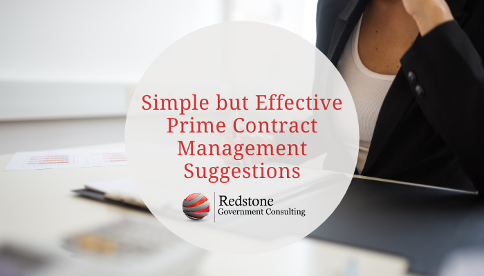 Simple but Effective Prime Contract Management Suggestions - Redstone gci