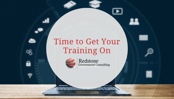 Time to Get Your Training On - Redstone gci