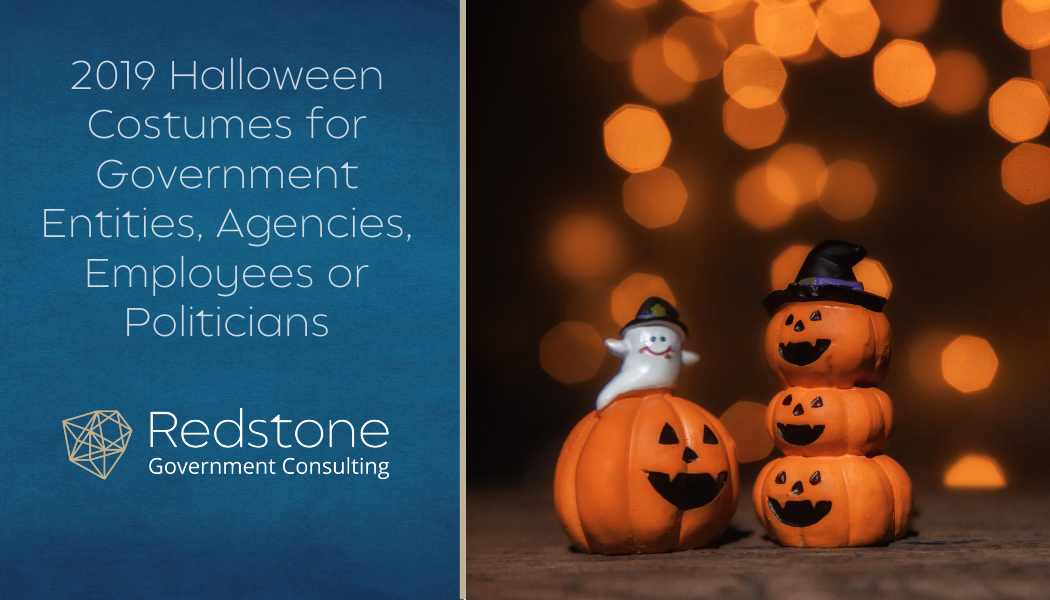 RGCI-2019 Halloween Costumes for Government Entities