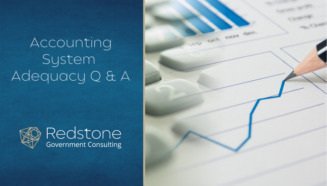 Accounting System Adequacy Q & A - Redstone gci