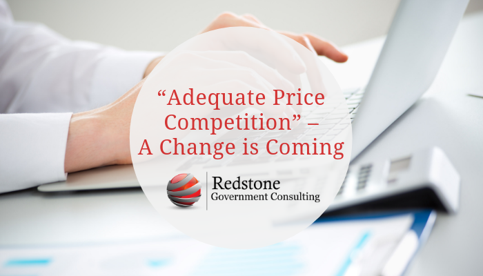 RGCI-Adequate Price Competition –  A Change is Coming
