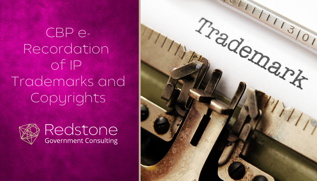 RGCI-CBP e-Recordation of IP Trademarks and Copyrights