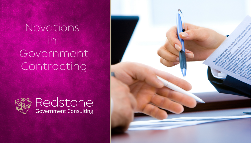 Novations in Government Contracting