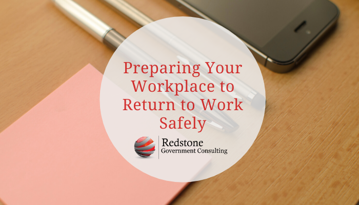 Preparing Your Workplace to Return to Work Safely - Redstone gci