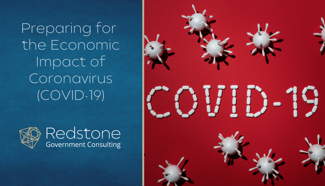 Preparing for the Economic Impact of Coronavirus (COVID-19) - Redstone Government Consulting