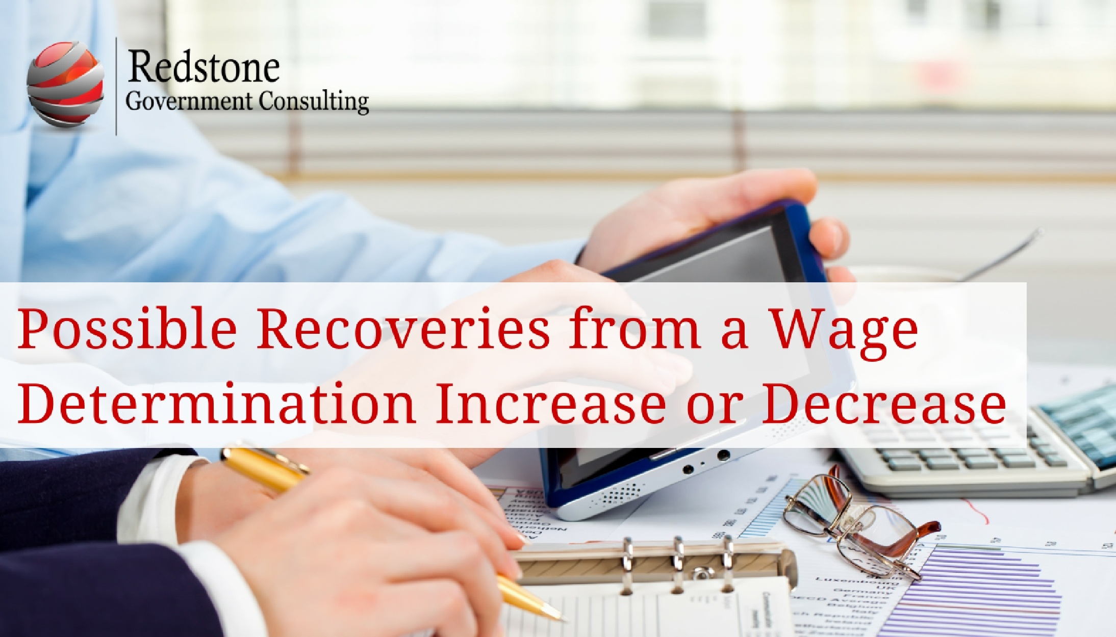 Possible Recoveries from a WD (Wage Determination) Increase/Decrease - Redstone gci
