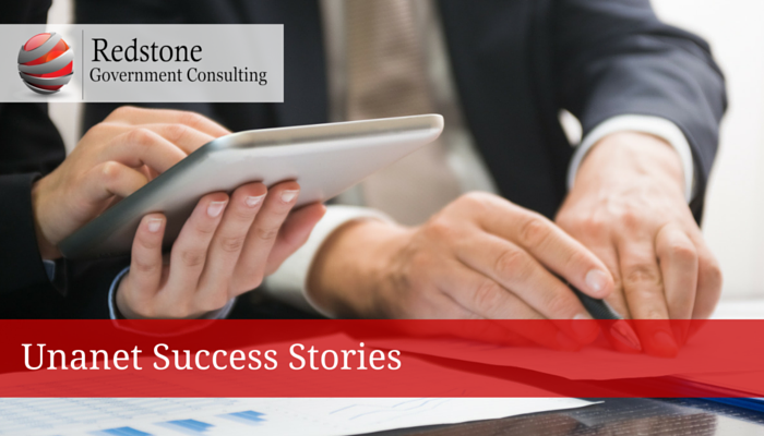 Unanet Success Stories - Redstone Government Consulting