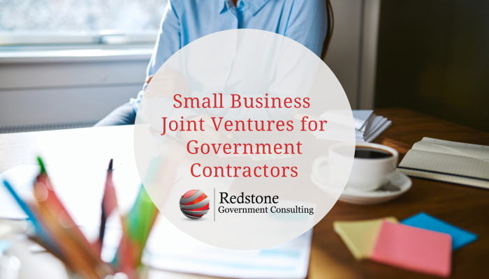 Small Business Joint Ventures for Government Contractors - Redstone gci
