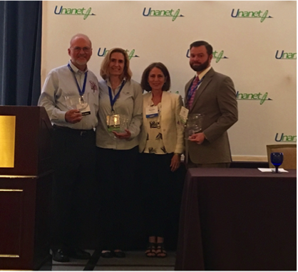 Unanet 2015 Partner of The Year: Certified Implementation Consultant - Redstone gci