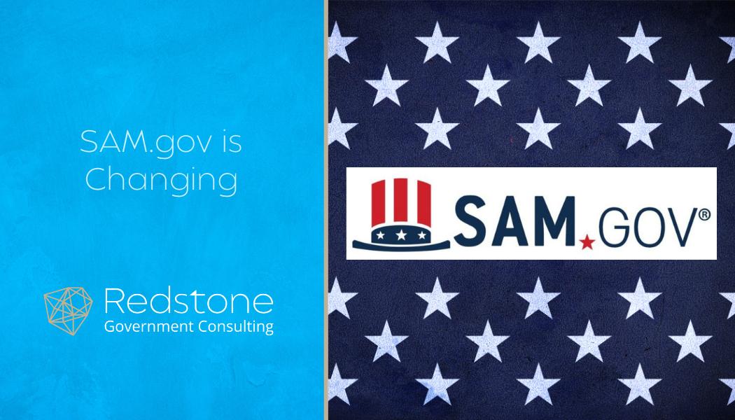 SAM.gov is Changing - Redstone gci