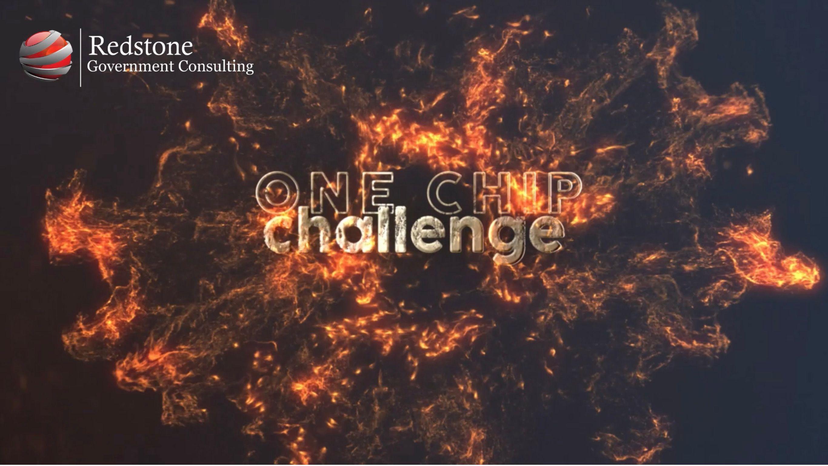 One Chip Challenge - Redstone gci